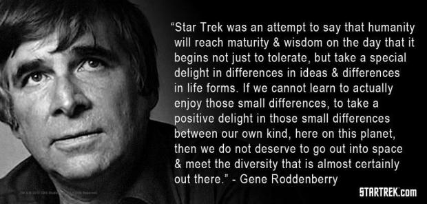gene roddenberry wife